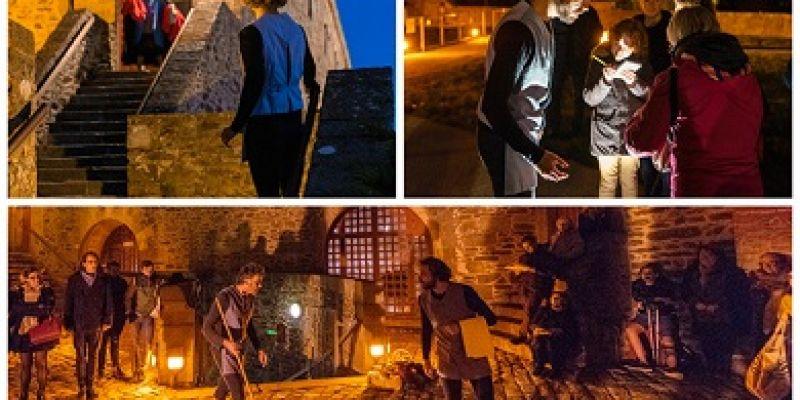 Visite théâtralisée Les mystères de Brest