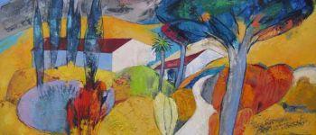 Exposition de peinture De Frémont Binic-Étables-sur-Mer