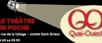 Spectacle de fin d\année des élèves en théâtre de Quai Ouest Binic-Étables-sur-Mer