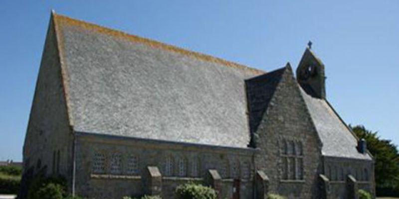 Pardon de léglise de St-Guénolé