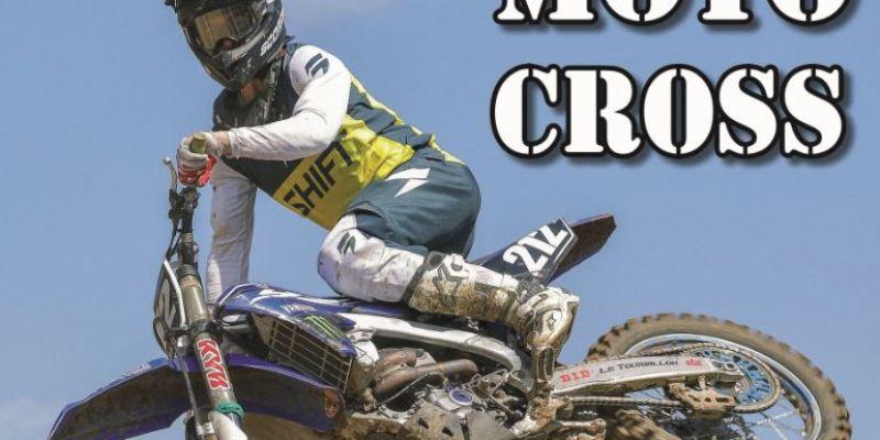 Compétition de Moto Cross