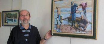 Exposition peintures Jean-Pierre Bolou Île-Tudy