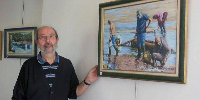 Exposition peintures Jean-Pierre Bolou