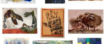 Exposition de peinture : Alizart\in Plouarzel