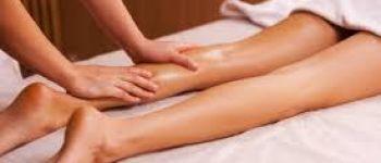 Atelier massage circulatoire Trégastel