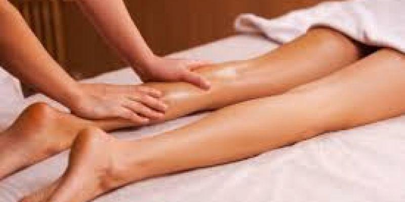 Atelier massage circulatoire