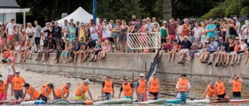 Beg-Meil Paddle Cup Fouesnant