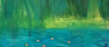 Francesca, exposition de peintures Redon