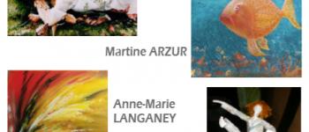 Exposition collective de peintures Locquirec