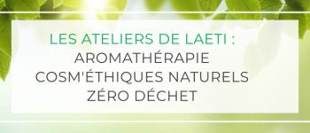Atelier Cosm\éthiques Naturels - Autour des Algues Lannion