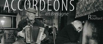 Exposition \Accordéons en Bretagne, photos de Yves Rouillard\ Redon