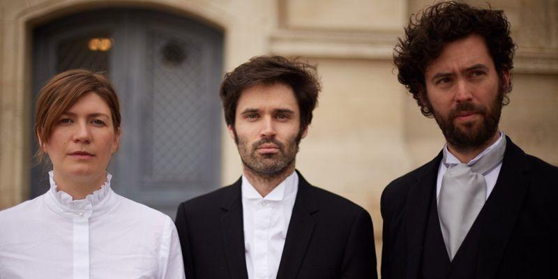 Jazz à létage - Paul LAY trio Deep Rivers
