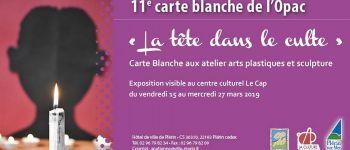 Exposition - Ateliers arts plastiques de l\OPAC Plérin