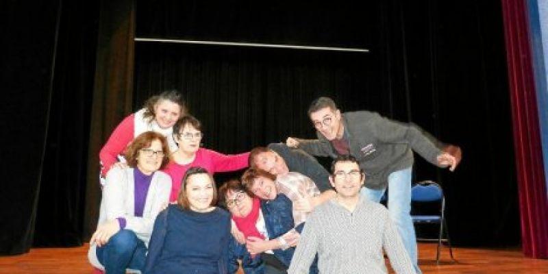 Théâtre - La troupe des Crèp (a) dédée