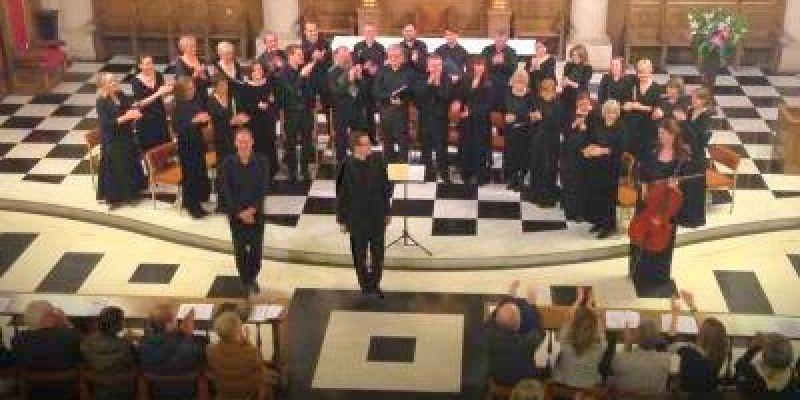Festival Jean Langlais - Messe chantée à La Fontenelle