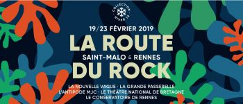 Festival La Route du Rock - Collection hiver Saint-Malo