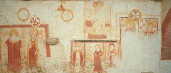 Visite de la chapelle Saint-Jean d\Epileur (cl.MH 1990) Sainte-Marie