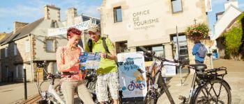 Balade commentée à vélo électrique à Plougasnou Plougasnou