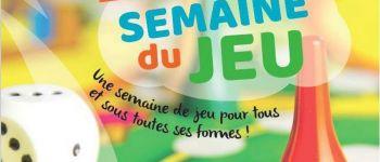 Semaine du jeu Saint-Méen-le-Grand