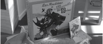 Animation : Boite animée - les musiciens de la nouvelle Brême pour les 3-6 ans Plémy