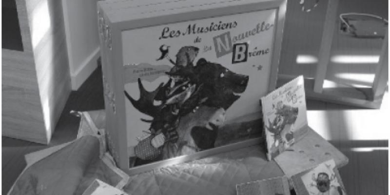 Musiquen Thèque : Histoires de musiciens célèbres
