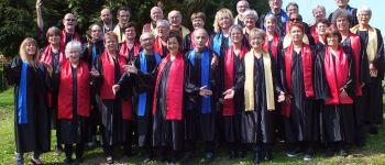Concert de la chorale d'Hennebont Douarnenez