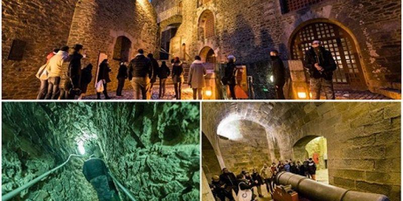 Visite nocturne Tonnerre de Brest