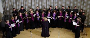 Concert Russe du Chœur STUDIUM de Saint-Pétersbourg Brest