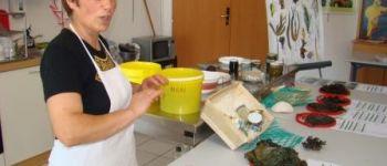 Atelier de cuisine aux algues par Scarlette Le Corre Guilvinec