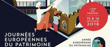 Manoir de Lesmaes - Journées du patrimoine Plestin-les-Grèves
