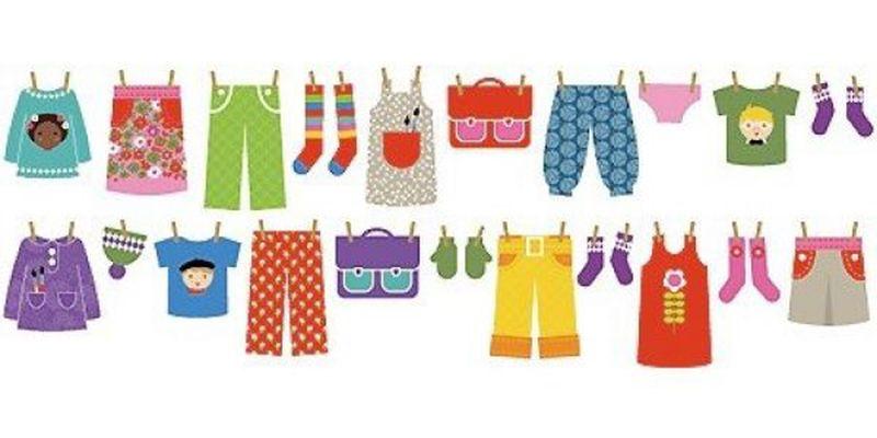 Bourse aux vêtements 0-16 ans