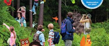 Un Dimanche en forêt Saint-Péver