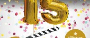 Le Cinéland fête ses 15 ans ! Trégueux