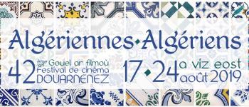 42ème Festival de Cinéma de Douarnenez - Algériennes, Algériens Douarnenez