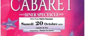 Soirée Cabaret - Dîner Spectacle Plurien