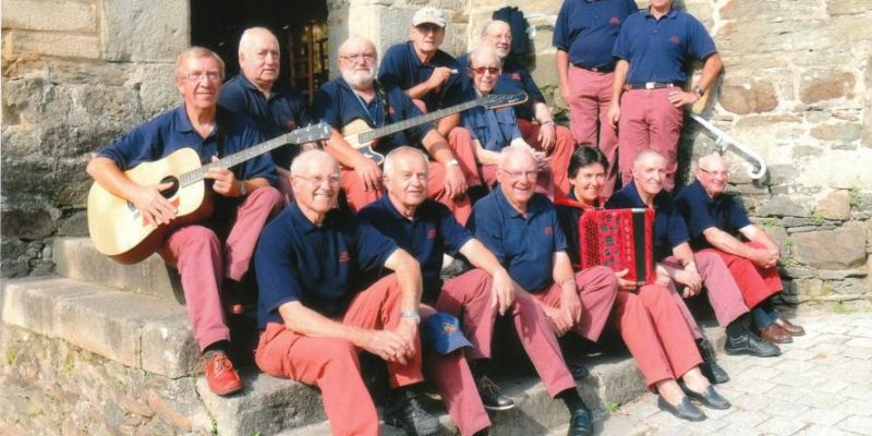 Concert et repas chants de marins Mouez Port Rhu