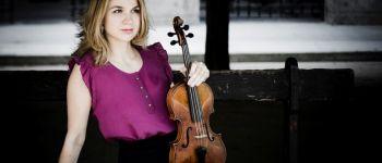 Concert - Récital violon Déborah Nemtanu Douarnenez