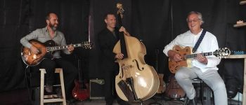 Apéro swing Jazz: Barbizon trio PLOUGUIEL
