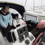 Rencontre originale avec Jean et Mithé, Presqu\île Greeters Lézardrieux