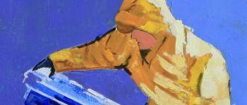Exposition peintures Naji Zehdoudi Île-Tudy