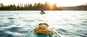 Visite en kayak Dinard