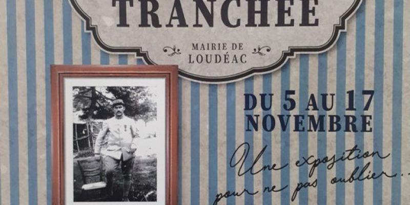 Exposition : 1914-1918 Une vie de tranchée
