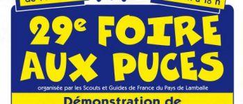31 ème foire aux puces Lamballe