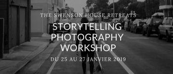Storytelling Photography Retreat - The Swenson House Retreats Audierne