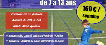 Stage de football Lannion