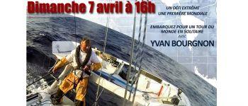 Rencontre avec Yvan Bourgnon Trébeurden