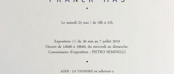 Vernissage de l\exposition \Holly Dolly\ de Franck Mas Bégard