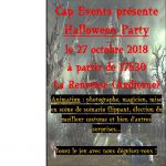 Halloween Party Audierne