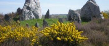 Visite découverte le dolmen du Château-Bû Saint-Just