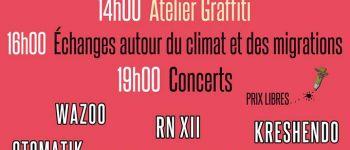 Echanges autour du climat et des migrations Le Cloître-Saint-Thégonnec